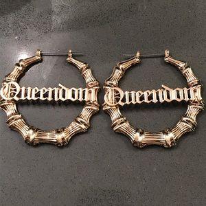 Queendom earrings